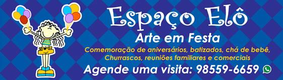 Espaço Elô Arte em Festas no Capão Redondo